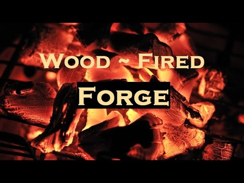 How to build a Wood~Fired Forge  Part - 1