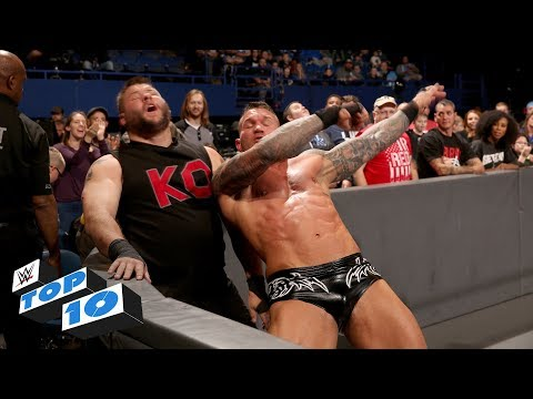 Top 10 SmackDown LIVE moments: WWE Top 10, November 28, 2017