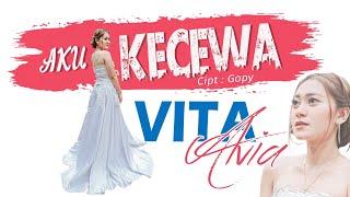 Vita Alvia - AKU KECEWA ( pop Acoustic version )