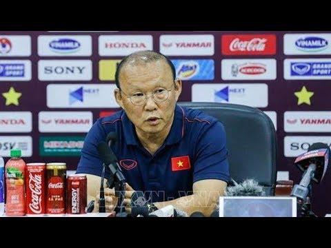 Trực tiếp | Họp báo sau trận U22 Việt Nam vs U22 Lao  | 28/11/2019 Bóng Đá 360