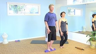 Pilates Strong Flexible Feet Preview