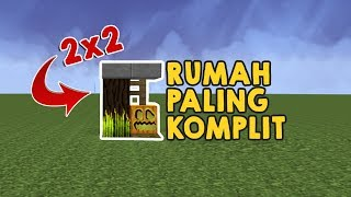 Video Rumah Kecil 2x2 Paling Lenkap - Minecraft Survival House Indonesia download MP3, 3GP, MP4, WEBM, AVI, FLV Agustus 2018