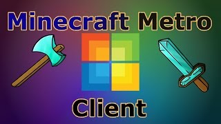 Minecraft 1.8 - 1.8.1 : Hacked Client - METRO ! - BEST MODDED CLIENT EVER ! [HD]