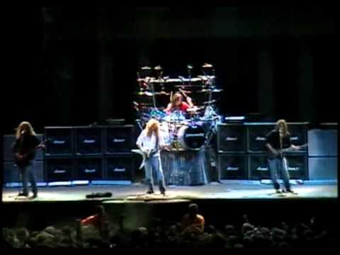 Megadeth - Of Mice And Men (Live In Chile 2005)