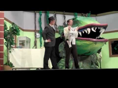 """Arcadia Valley High School's """"The Little Shop of Horrors"""", Seymour's Downward Spiral"""