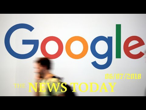 Google Bars Uses Of Its Artificial Intelligence Tech In Weapons | News Today | 06/07/2018 | Don...