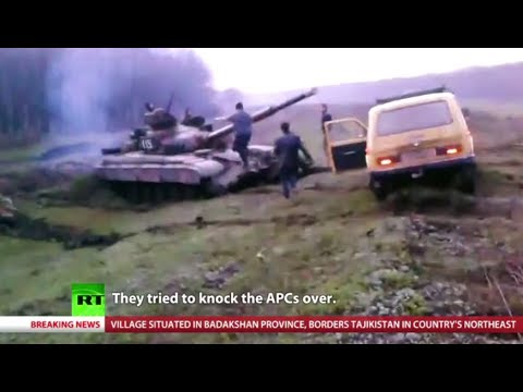 South-East Ukraine: Crisis