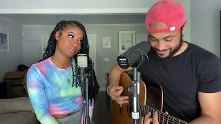 Download lagu Stuck With U - Ariana Grande & Justin Bieber *Acoustic Cover* by Will Gittens & Kaelyn Kastle