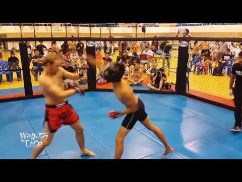 "War in the Cage 5 [Fight 19]: ""โจ ไรเดอร์ vs Liam McGovan"" Lightweight (-155lb)"