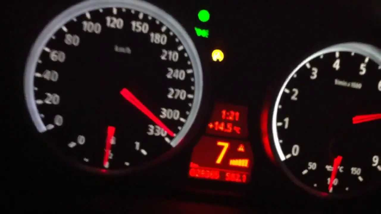 BMW M6 Gran Coupe Top Speed 330 kmh - BMW M6 Acceleration 0-330 ...