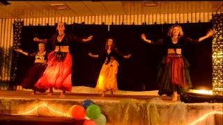 Wearable Art Belly Dancers 2013 Thumbnail