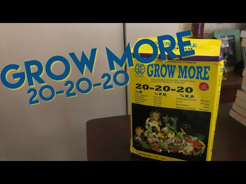 Grow More 20-20-20