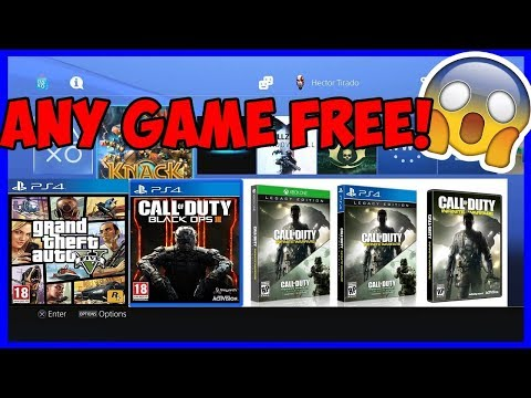 how to download games for free on ps3 (2017) and (2018)