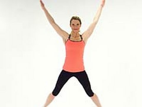 Image result for Cardio: X-Jack jump