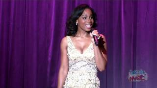 "Anika Noni Rose (voice of Tiana) performs ""Almost There"" at the 2011 D23 Expo"