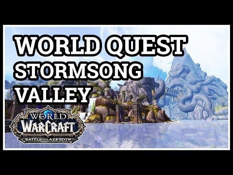 A Wicked Vessel WoW World Quest