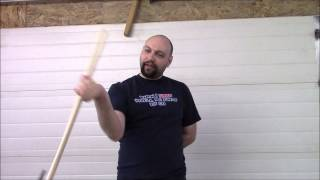 cold steel viking hand axe full review and demo 90wvba