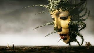 【穷电影】少女被困诡异世界内,被可怕的生物追捕,直到最后她才知道为什么