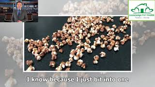 Knowledge for Health | How to cook any whole grain like popcorn