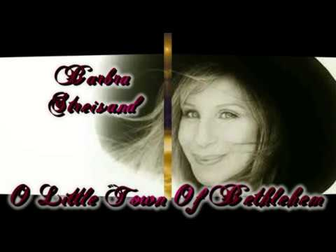 Barbra Streisand O Little Town Of Bethlehem