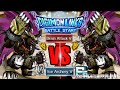 Digimon Links - Colosseum Battle - Belphemon RM VS Belphemon RM
