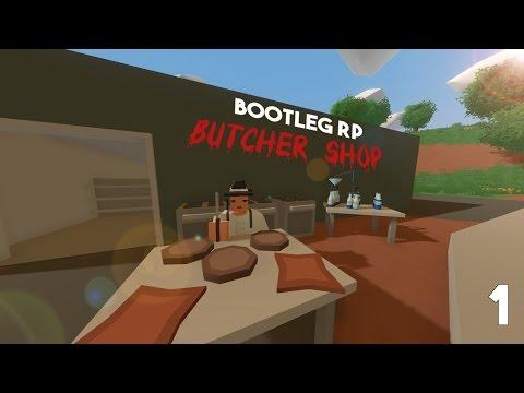 Unturned Bootleg RP | The Deer Butcher | (Funny Moments)