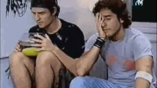"Ator Flavio Giusti - ""The Nadas"" MTV (parte 1)"