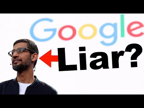 Google Caught BLACKLISTS Conservative Sites