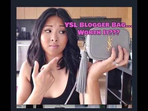 Ysl Blogger Bag Is It Worth It