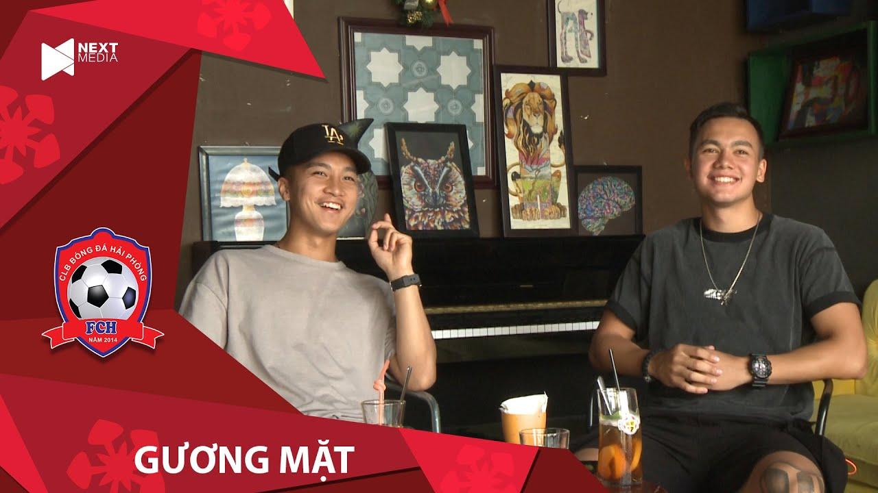 Martin Lo - Andrey Nguyen tự sản xuất talkshow cho riêng mình và cái kết   Hải Phòng FC