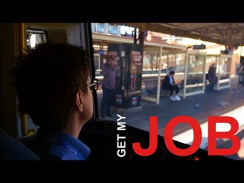 Be A Train Driver | Get My Job