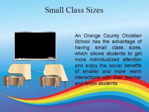 Top orange county christian school