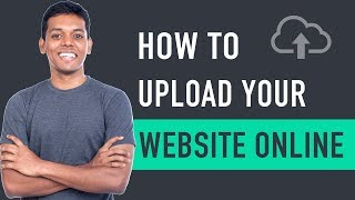 How to Upload Y๐ur Website To The Internet