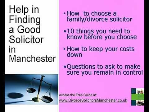 Divorce Solicitors Manchester- Choose Best Divorce Solicitors Lawyers in Manchester or elsewhere