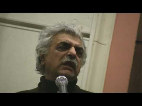Tariq Ali | Stop the Gaza Massacre Rally in London | 8 January 2009