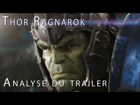 THOR RAGNAROK : Analyse du trailer