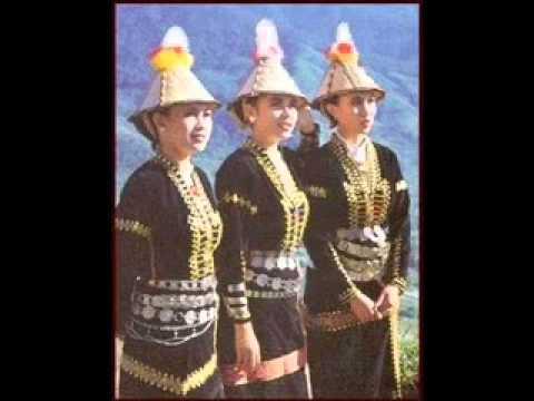 Kustin Ladi--Muka Kayu Balak--- JUARA SINDING ' 90 - SABAH