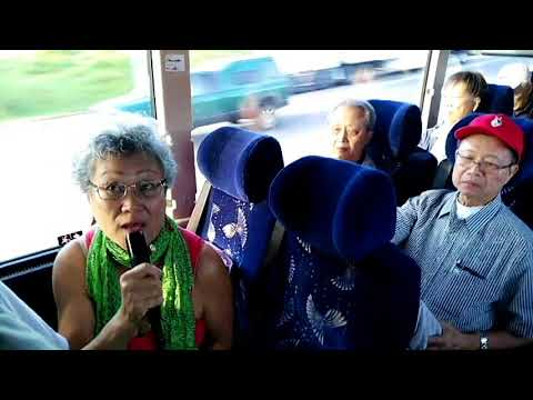 August 24, 2017 - AIDCI 1962 - From Toronto To Kingston Bus Trip - Ottawa Demonstration