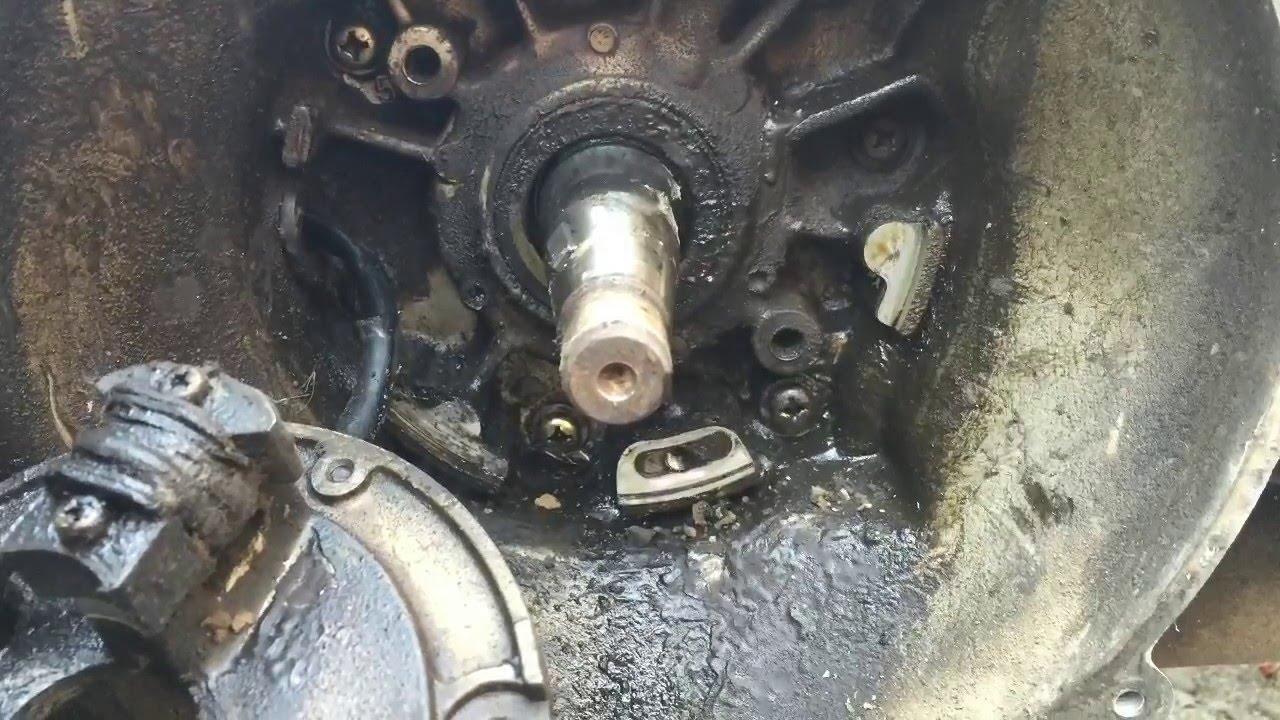 Crank Seal Repair Tutorial Episode 1 1984 Yamaha G1 Golf