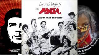 Luis Enrique Mejía Godoy y Mancotal Un Son Para Mi Pueblo 1981 Disco completo