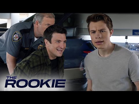 Nolan's Son Comes to L.A | The Rookie