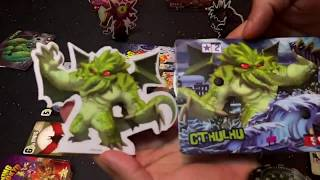P.E.W. + Games Review: King of Tokyo (1st edition)