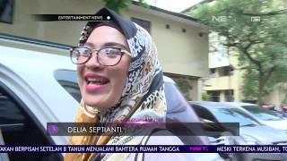 Delia Septianti Menghadiri Pemeriksaan Lanjutan di Polda Metro Jaya