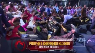 Singing In Tongues  Demonstration Of Gods Power  Prophet Shepherd Bushuri