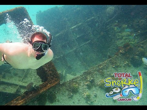 reef,-turtle-encounter-and-shipwreck-snorkeling-in-cancun