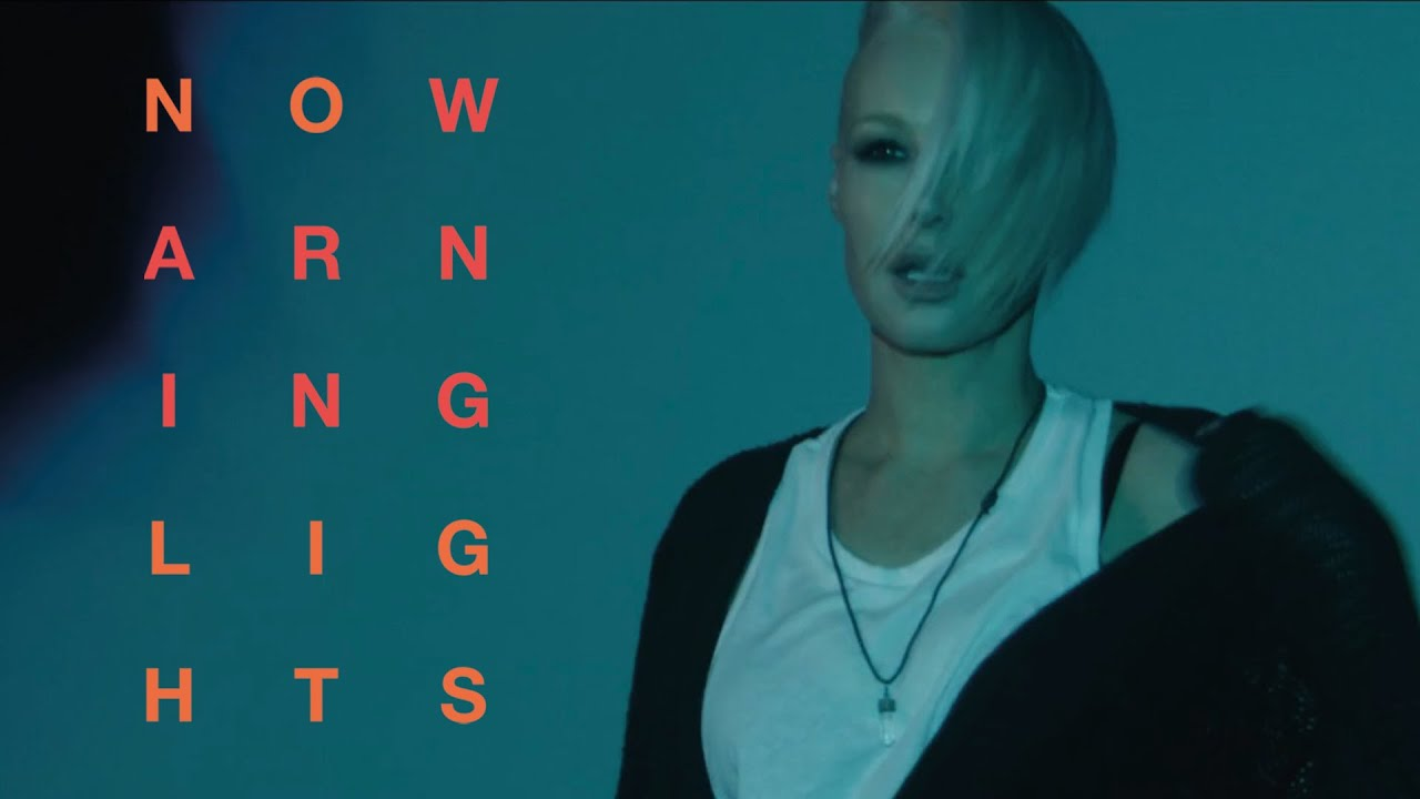 BT & Emma Hewitt - No Warning Lights (Official Music Video)
