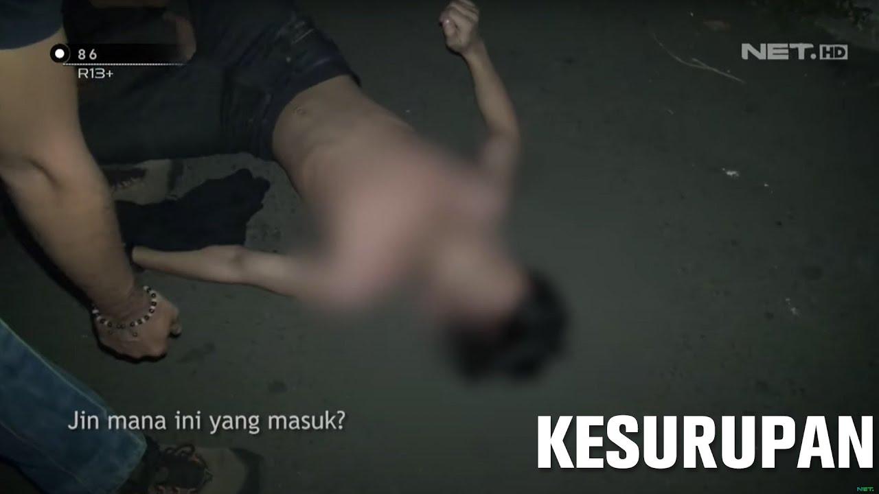 Kesurupan Jin Ifrit!! Pelaku Tawuran ini Kesurupan saat Ditangkap - 86
