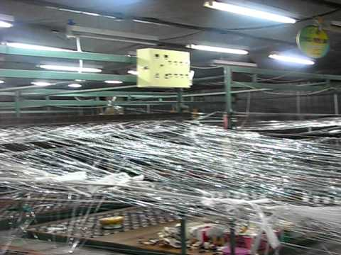 Night Blinds aluminium thread.avi