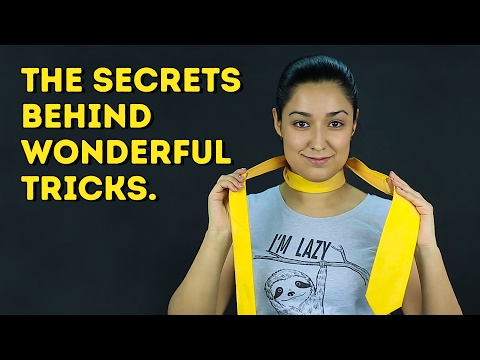 Thumbnail: Learn the secrets behind amazing tricks that are simply magical! l 5-MINUTE CRAFTS
