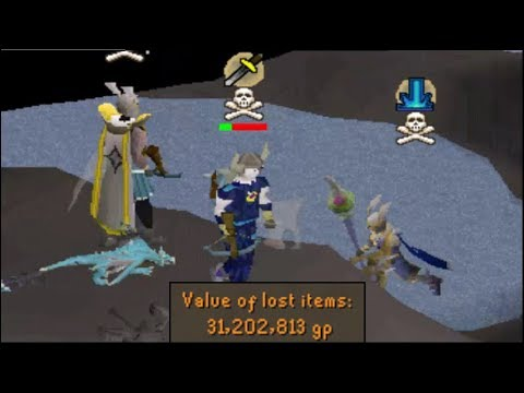 High Risk PKing In Deep Wildy Didn't Go As Planned...